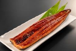 Summer stamina dish, grilled eel