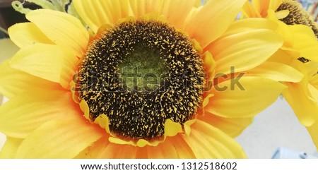 Summer Sunflower Bouquet #1312518602