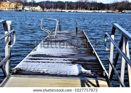 summer will be coming soon. IL River near Seneca IL   #1027757872