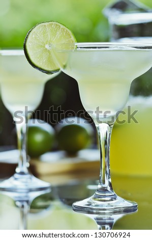 Summertime Margaritas