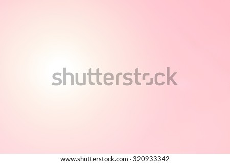 sun background with a pastel colored gradient.  - Shutterstock ID 320933342