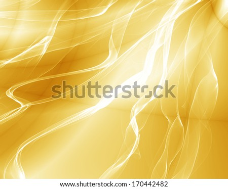 Sun light abstract golden abstract image background