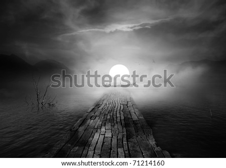 Sun passion for life (conceptual surreal style)