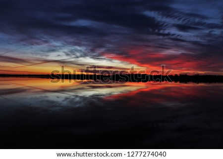 sun rise and sun set #1277274040
