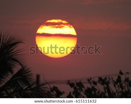 Sun set #615111632