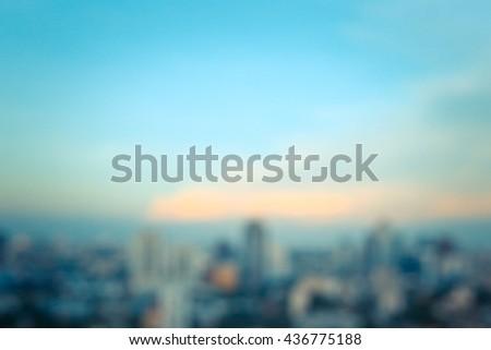 sun vintage blur background