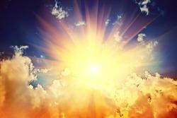 sunbeam in the cloud instagram stile