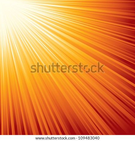 Sunburst. Raster version, vector file id: 107574146