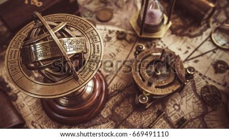 Sundial Zodiac Spherical Astrology
