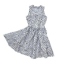 sundress with polka dot