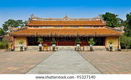 Sung An Temple - Hue, Vietnam