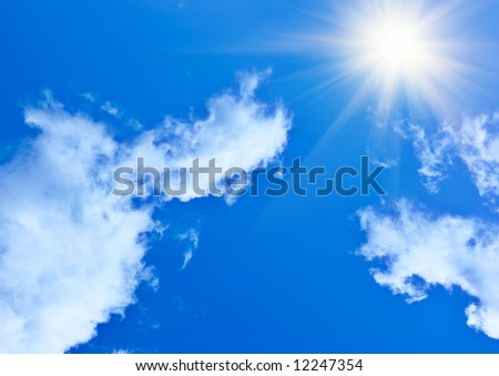 Sunlight and Clouds