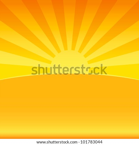 Sunlight  illustration useful background