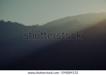 sunlight / sun rays  #594884132