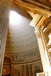 Sunlit Pantheon