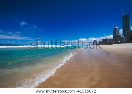 surfers paradise gold coast queensland. Paradise beach, Gold Coast