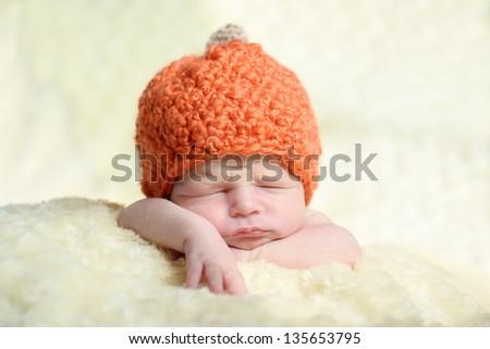 sunny dreams of tiny newborn