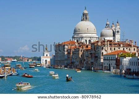 sunny Venice #80978962