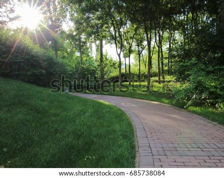 sunrise - Shutterstock ID 685738084