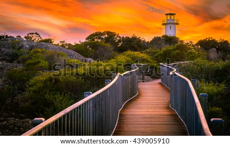 Sunrise at Cape Tourville, Freycinet Peninsula, Tasmania