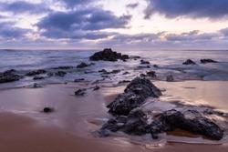 Sunrise at Fisherman's Beach