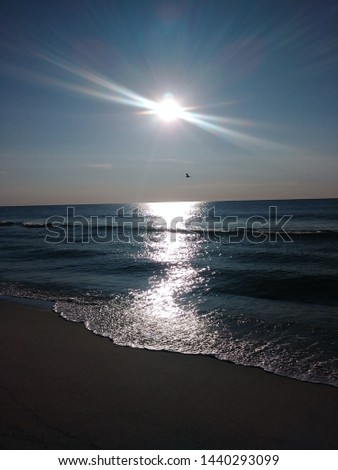 sunrise at the jersey shore #1440293099
