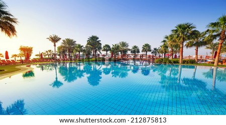 Hotel Pool Images