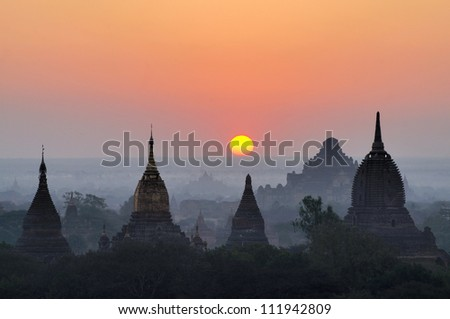 Sunrise Myanmar