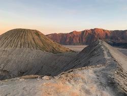 Sunrise over Mount Bromo, East Java