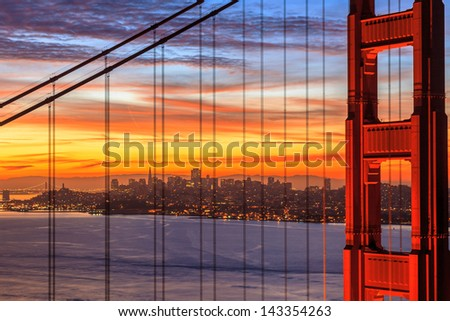 Sunrise  San Francisco