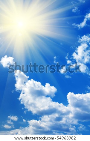 Sunrise  sun  sky  clouds