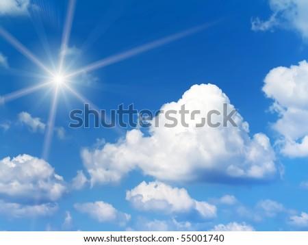 Sunrise  sun  sky  clouds #55001740