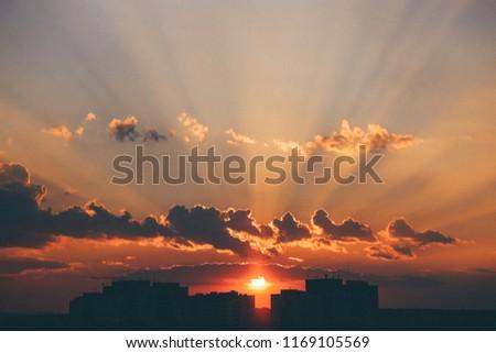 sunrise sunrise sunrise #1169105569