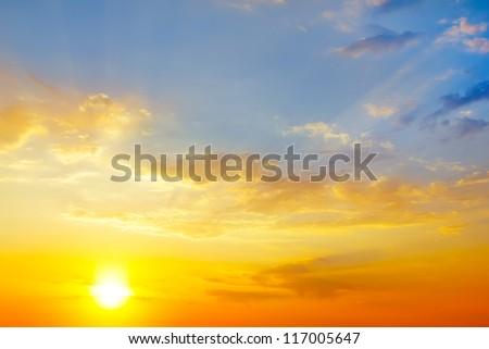 sunset #117005647