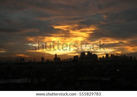 Sunset #555829783
