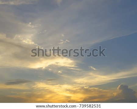 Sunset #739582531
