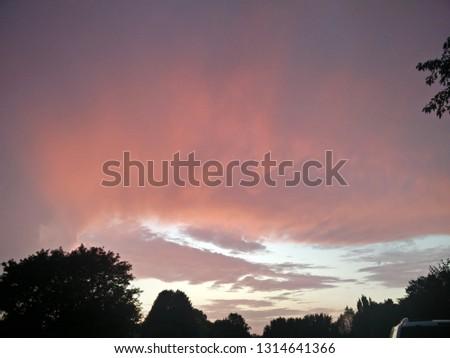 Sunset and Sunrise #1314641366
