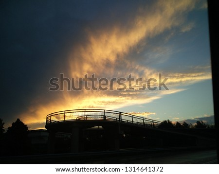 Sunset and Sunrise #1314641372