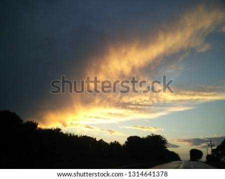 Sunset and Sunrise #1314641378