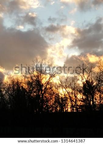 Sunset and Sunrise #1314641387