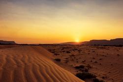 sunset arab desert Yemen Arizona Morocco Dubai MiddleEast