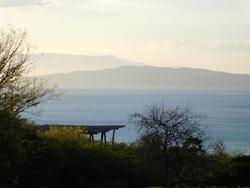 Sunset, Bahia de Ocoa in Rep.Dom.