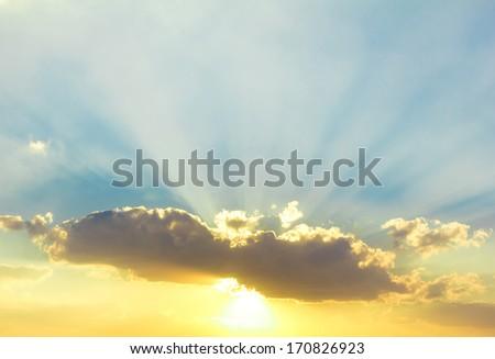 Sunset Burning Down  #170826923
