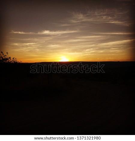Sunset in Calvillo Ags #1371321980