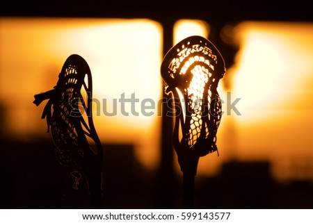 Sunset Lacrosse Sticks