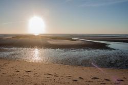 Sunset over First Encounter Beach