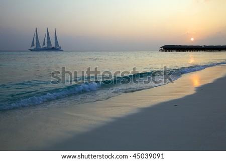 Sunset Sails!