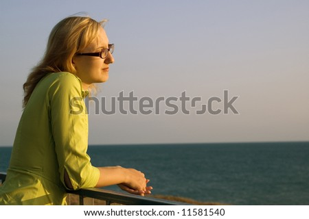 Image Gallery tranquil person