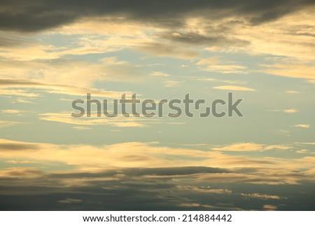 Sunset Sky Background  #214884442