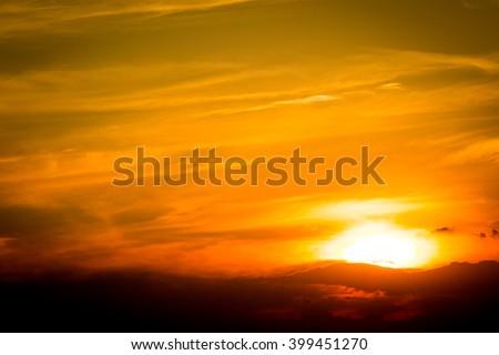 Sunset / Sunset / Sunset